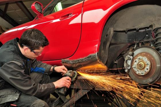 Réparation carrosserie Gisors